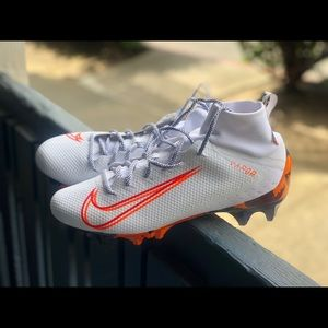 NEW Nike Vapor Pro 3 Cleats AV5359-100 Sz 13
